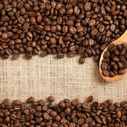 Monsoon Malabar coffee beans