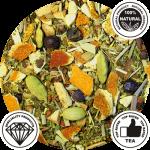 Ladies blended herbal tea