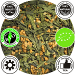 Genmaicha green tea Organic