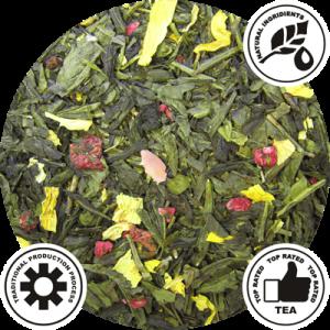 Sunny Day Green Tea