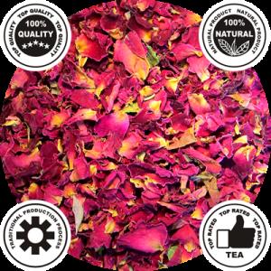 Herbal Tea Rose Petals